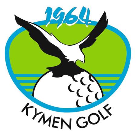 Logo of golf course named Kymen Golf