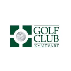 Logo of golf course named Kynzvart Golf Club