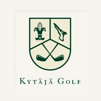 Logo of golf course named Kytäjä Golf