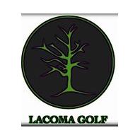 Logo of golf course named Lacoma Golf Club