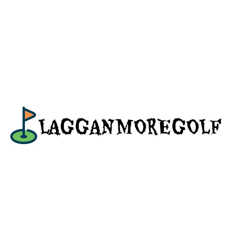 Logo of golf course named Lagganmore Golf Club