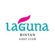 Logo of golf course named Laguna Bintan Golf Club