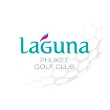 Logo of golf course named Laguna Phuket Golf Club