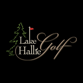 Logo of golf course named Lake Hallie Golf Club
