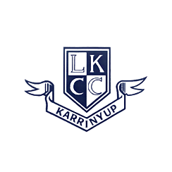 Logo of golf course named Lake Karrinyup Country Club