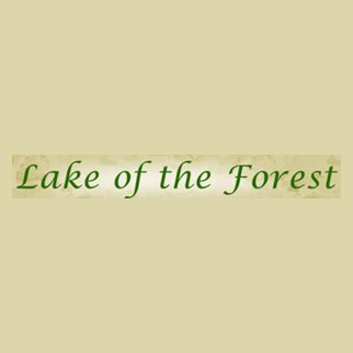 Logo of golf course named Lake of The Forest Golf Course