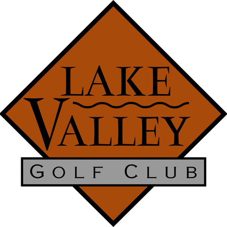 Logo of golf course named Lake Valley Golf Club