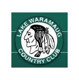 Logo of golf course named Lake Waramaug Country Club