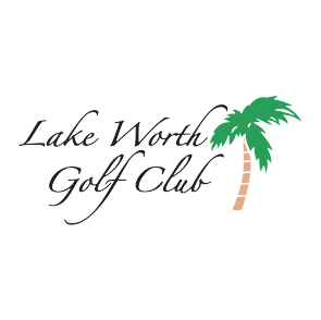 Logo of golf course named Lake Worth Municipal Golf Course