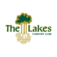 Logo of golf course named Lakes Country Club, The