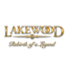 Logo of golf course named Lakewood Golf Club