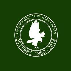 Logo of golf course named Lamlash Golf Club