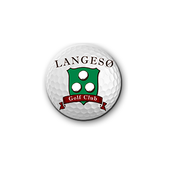 Logo of golf course named Langesoe Golf Club