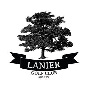 Logo of golf course named Lanier Golf Club