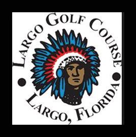 Logo of golf course named Largo Golf Course