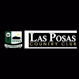 Logo of golf course named Las Posas Country Club