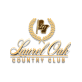 Logo of golf course named Laurel Oak Country Club