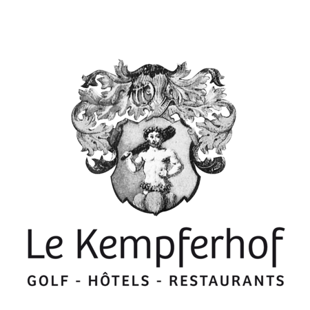 Logo of golf course named Le Kempferhof Golf Club
