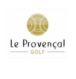 Logo of golf course named Le Provencal Golf