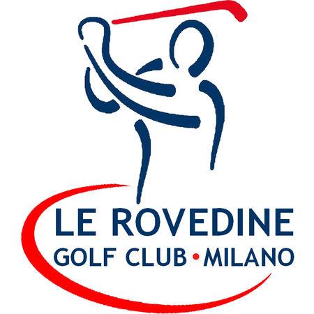 Logo of golf course named Le Rovedine Golf Club