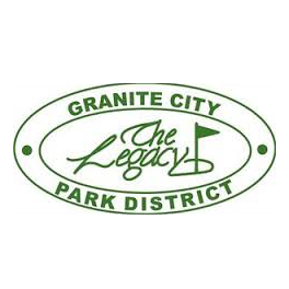 Logo of golf course named Legacy Golf Course