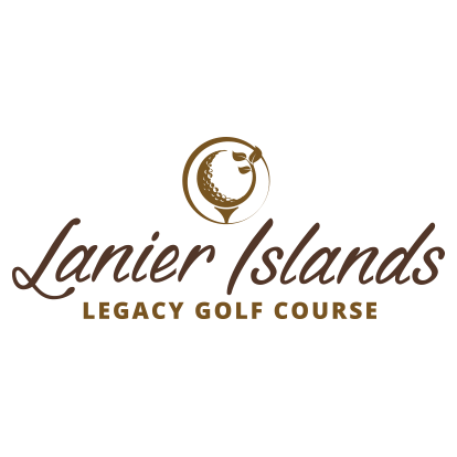 Logo of golf course named Legacy on Lanier Golf Club