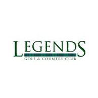 Logo of golf course named Legends Golf and Country Club