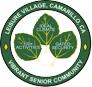 Logo of golf course named Leisure Village Golf Club