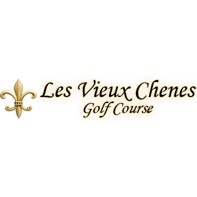 Logo of golf course named Les Vieux Chenes Golf Course