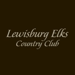 Logo of golf course named Lewisburg Elks Country Club