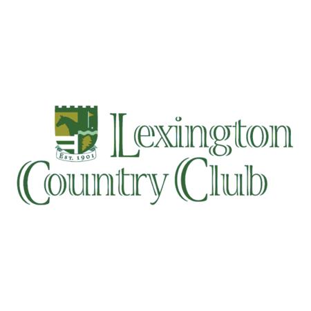 Logo of golf course named Lexington Country Club