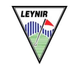 Logo of golf course named Leynir Golf Club - Akranes Course