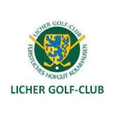 Logo of golf course named Licher Golf-Club Furstliches Hofgut Kolnhausen e.V.