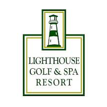 Logo of golf course named Lighthouse Golf and Spa Resort
