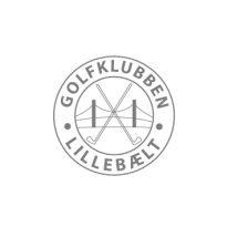 Logo of golf course named Lillebaelt Golf Club