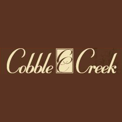 Logo of golf course named Links at Cobble Creek, The