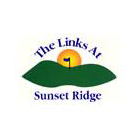 Logo of golf course named Links at Sunset Ridge