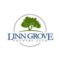 Logo of golf course named Linn Grove Country Club