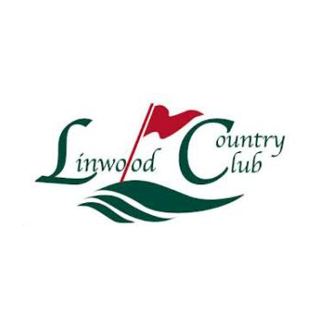 Logo of golf course named Linwood Country Club