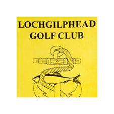 Logo of golf course named Lochgilphead Golf Club