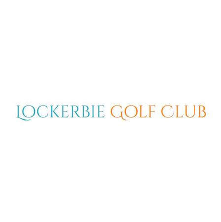 Logo of golf course named Lockerbie Golf Club