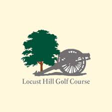 Logo of golf course named Locust Hill Golf Course