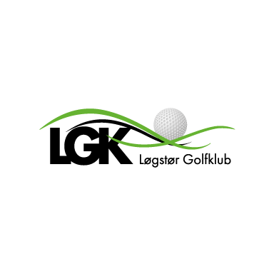 Logo of golf course named Loegstoer Golf Club