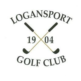 Logo of golf course named Logansport Golf Club