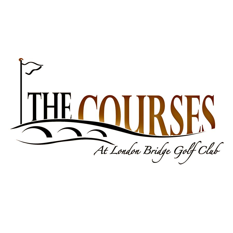 Logo of golf course named London Bridge Golf Club