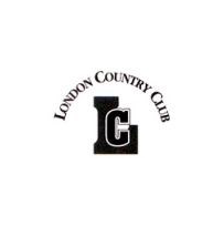 Logo of golf course named London Country Club