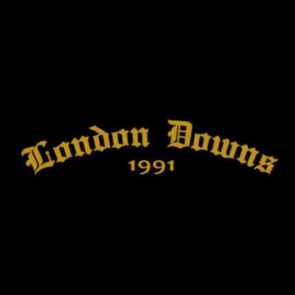 Logo of golf course named London Downs Golf Club