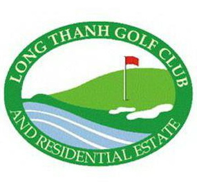 Logo of golf course named Long Thanh Golf Club