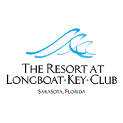 Logo of golf course named Longboat Key Club and Resort