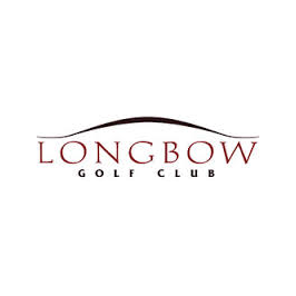 Logo of golf course named Longbow Golf Club